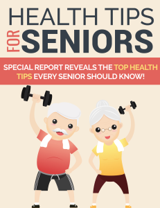 Top Health Tips for Seniors | eBooks | Health