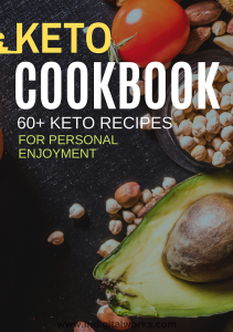 Keto Diet Cookbook | eBooks | Food and Cooking