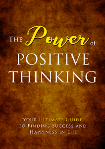 The Power of Positive Thinking | eBooks | Self Help