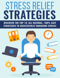 Stress Relief Strategies | eBooks | Health