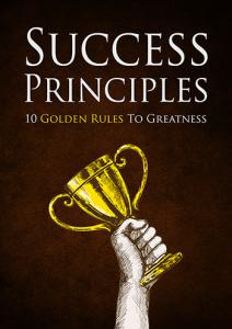 Success Principles | eBooks | Self Help