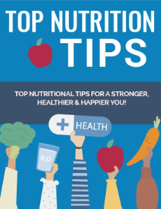 Top Nutrition Tips | eBooks | Health