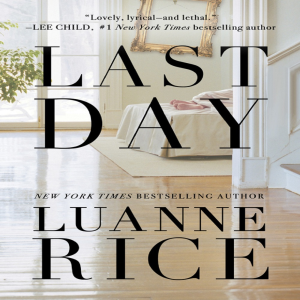 last days by luanne rice
