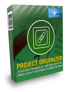 Project Organizer | Software | Internet