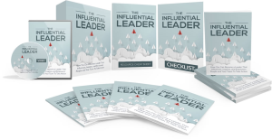 the influential leader - how to become the leader that inspires and empowers people and your team to take action - ebook and video series [full reseller licence included]