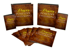 the power of positive thinking – ebook and 10 part video series [includes full reseller rights licence]