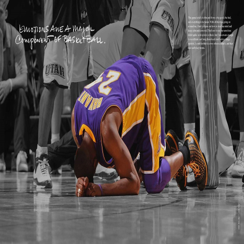 First Additional product image for - The Mamba Mentality: How I Play by Kobe Bryant