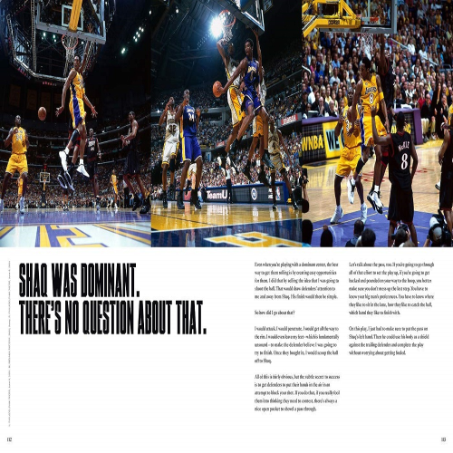 Fourth Additional product image for - The Mamba Mentality: How I Play by Kobe Bryant