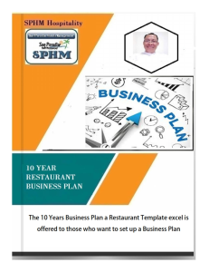 Restaurant 10 Years Business Plan | eBooks | Education