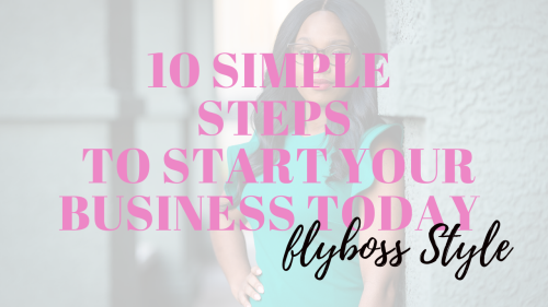 First Additional product image for - 10 Simple Steps to Start your Business Today