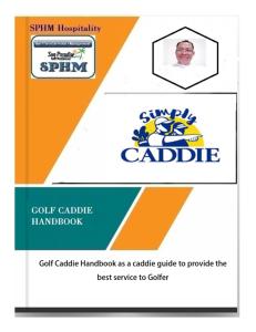 golf - caddie handbook