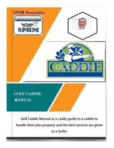 golf - caddie manual