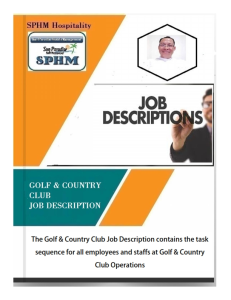 golf - jobs description [full}