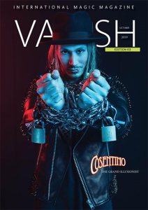 vanish magic magazine #63