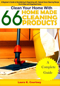 clean your home with 66 homemade cleaning products