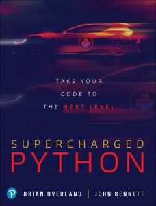 Supercharged Python | Software | Developer