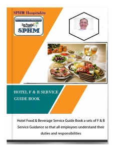 hotel -  f&b service guide book