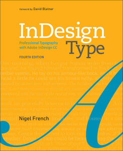 InDesign Type: Professional Typography with Adobe InDesign | eBooks | Arts and Crafts