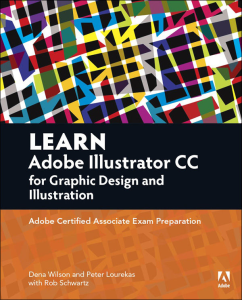 Learn Adobe Illustrator CC for Graphic Design and Illustration | eBooks | Arts and Crafts
