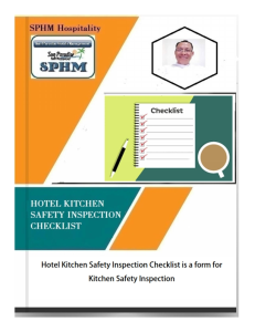 hotel - kitchen safety inspection