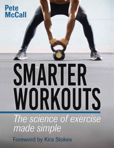 Smarter Workouts: The Science of Exercise Made Simple | eBooks | Arts and Crafts