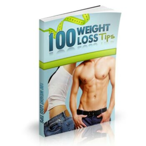 First Additional product image for - 100 Weight Loss Tips