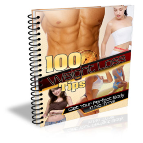 Third Additional product image for - 100 Weight Loss Tips