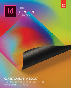 Adobe InDesign Classroom in a Book (2020 Release)   eBooks   Arts and Crafts