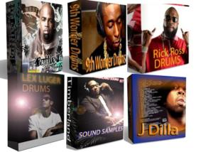 Producer Collection 13 sound kits/ wav Download | Music | Soundbanks