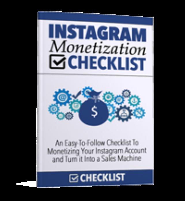 First Additional product image for - Lista de verificação do Instagram monetization Ebook Pdf