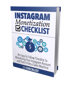lista de verificação do instagram monetization ebook pdf