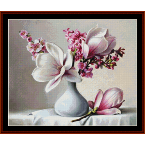 Custom Pattern by Cross Stitch Collectibles | Crafting | Embroidery