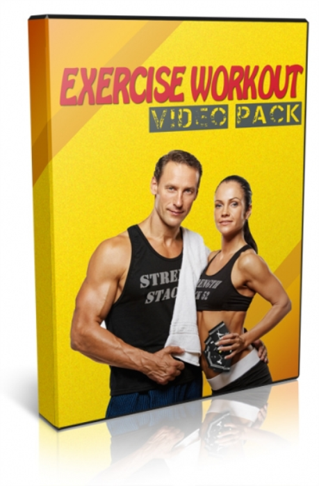 First Additional product image for - Exercise Workout Video Pack
