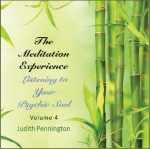 the meditation experience: listening to your psychic soul, volume 4