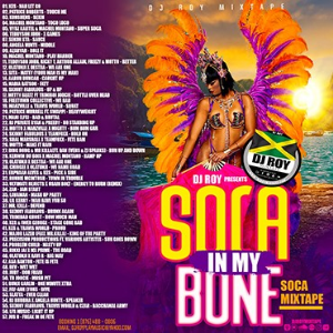 dj roy soca in my bone soca mix 2020