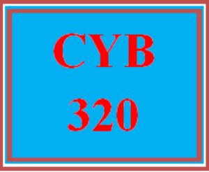 CYB 320 Wk 5 - Corporate Ethics Portfolio | eBooks | Education