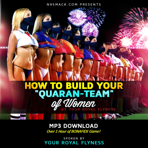 "First Additional product image for - Be an N95Mack: Building Your ""Quaran-Team"" of Women (Audio MP3)"