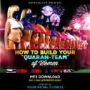 "Be an N95Mack: Building Your ""Quaran-Team"" of Women (Audio MP3) 