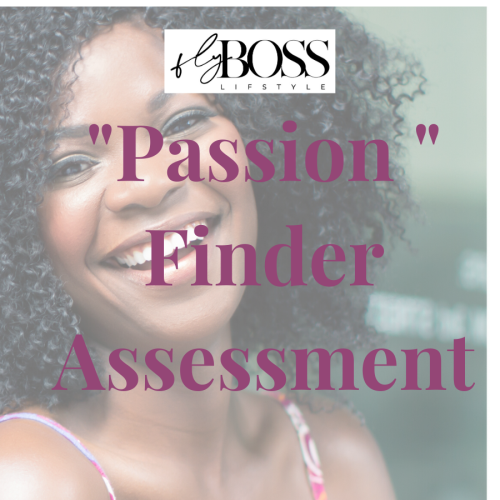 """First Additional product image for - FlyBoss """" Passion Finder""""Assessment"""