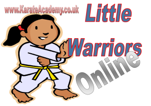 little warriors lesson 8