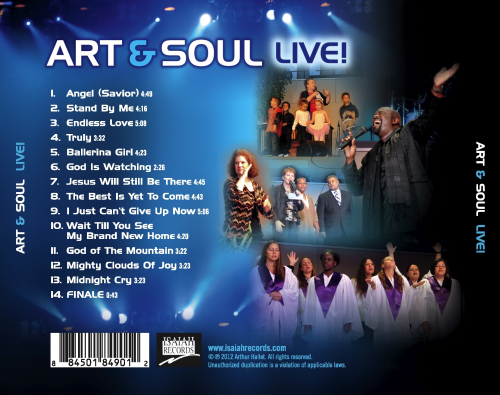 First Additional product image for - Art & Soul - Live
