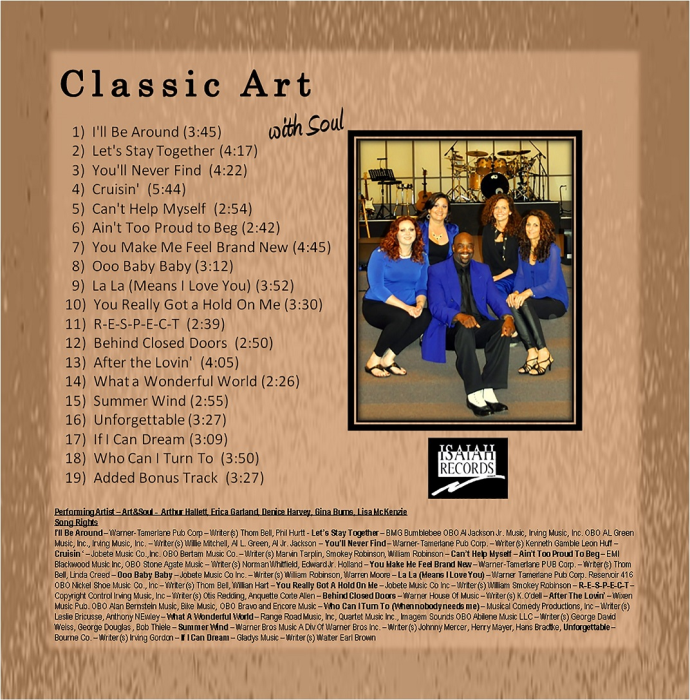 First Additional product image for - Classic Art with Soul