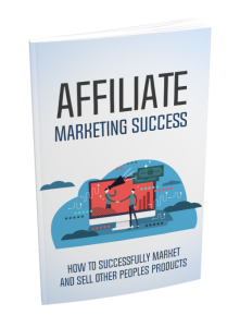 Affiliate Marketing Success | Documents and Forms | Business