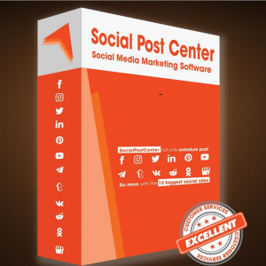 auto posting and scheduling on 12 social network platforms
