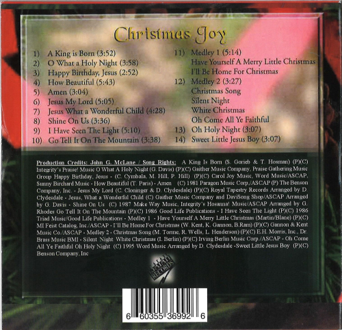First Additional product image for - Christmas Joy