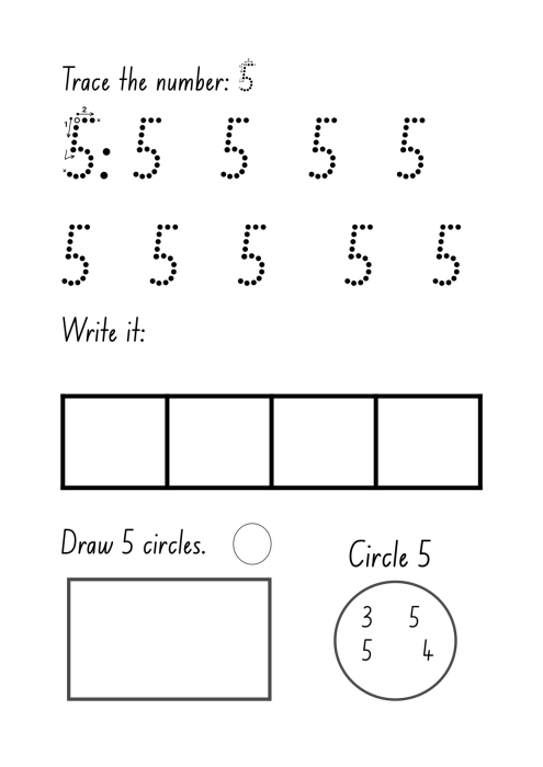 Second Additional product image for - Level 2 School readiness workbook ages 4-5