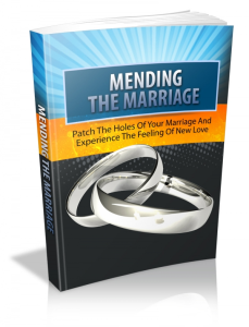 ultimate guide on mending the marriage
