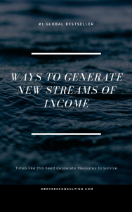 Ways To Generate New Streams Of Income | eBooks | Business and Money