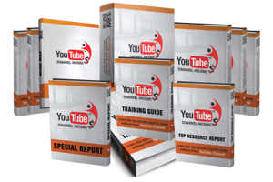 Youtube Channel Income | eBooks | Internet