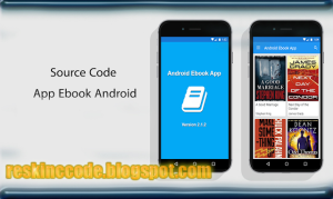 code source ebook for android studio